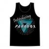 Camisole Paradox logo turquoise