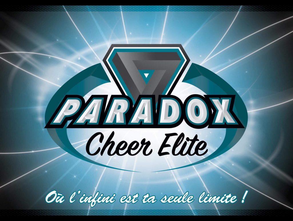 Doudou avec logo Paradox
