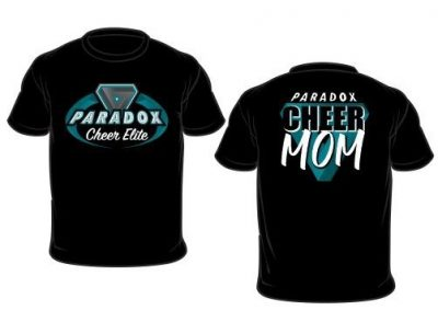 T-Shirt Cheer Mom/Cheer Dad