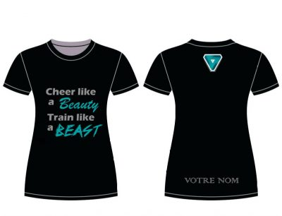 T-Shirt d'équipe Paradox (Dryfit)